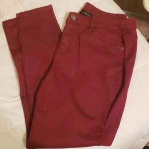 Colorful Lane Bryant Skinny Jeans